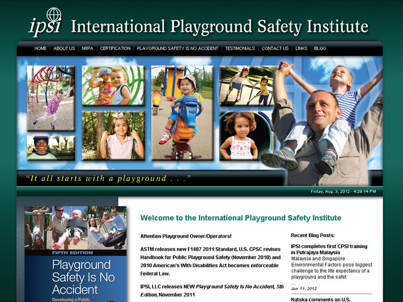 International Playground Safety Institute