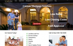 Custom Mortgage Solutions LLC