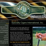 Specialty Cigars